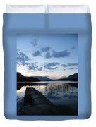Glenade Lake Co Leitrim Ireland Duvet Cover