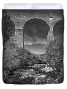 Glenfinnan Viaduct Duvet Cover
