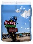 Glenns Bakery Duvet Cover
