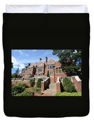 Glensheen Mansion Exterior Duvet Cover