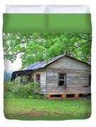 Gloomy Old House Duvet Cover