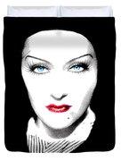 Gloria Swanson Duvet Cover