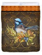 Glorious Birds-b2 Duvet Cover