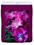 Glorious Blooms Duvet Cover