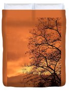 Glorious Silhouettes 1 Duvet Cover