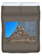 Glory Of Commerce Duvet Cover