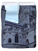 Gloucester Cathedral 2 Duvet Cover