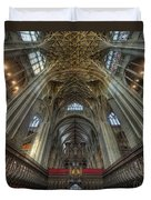 Gloucester Cathedral 2.0 Duvet Cover
