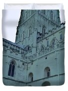 Gloucester Cathedral  Duvet Cover