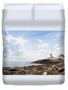 Gloucester Lighthouse Duvet Cover