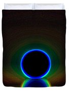 Glow Hole Duvet Cover