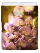 Wisteria Afterglow Duvet Cover