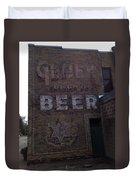 Gluek Beer Duvet Cover