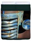 Gmc Truck Grille Emblem Duvet Cover