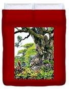 Gnarled Tree  Duvet Cover