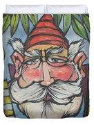 Gnome 1 Duvet Cover