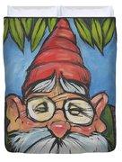Gnome 6 Duvet Cover