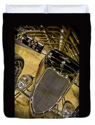 Gnrs Coupe Duvet Cover