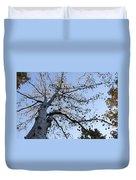 Go Climb A Tree Duvet Cover