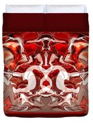 Go Cougs Duvet Cover