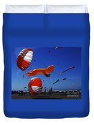 Go Fly A Kite 1 Duvet Cover