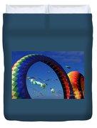 Go Fly A Kite 2 Duvet Cover