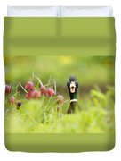Go Home Duck You're Drunk Duvet Cover