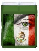 Go Mexico Duvet Cover