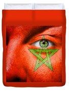 Go Morocco Duvet Cover
