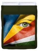 Go Seychelles Duvet Cover