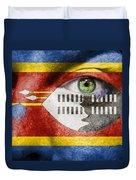 Go Swaziland Duvet Cover
