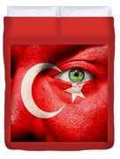 Go Turkey Duvet Cover