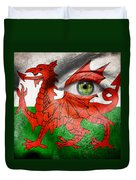 Go Wales Duvet Cover