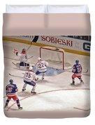 Goal Duvet Cover