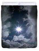 God External Duvet Cover