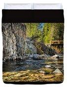 Goddard Canyon Duvet Cover