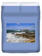 Godrevy Lighthouse - 5 Duvet Cover