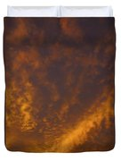 Gods Canvas Duvet Cover