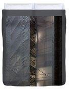 Gods Works Are Secret. Duomo. Milano Milan Duvet Cover
