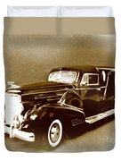 Going Out In Style Duvet Cover