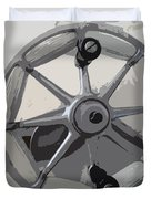 Goite Reel Duvet Cover