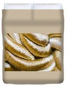Golden Art Duvet Cover