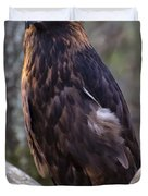 Golden Eagle 2 Duvet Cover