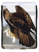 Golden Eagle Duvet Cover by John James Audubon