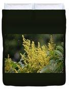 Golden Flora 2013 Duvet Cover