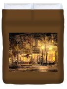 Golden Glow Duvet Cover by William Beuther
