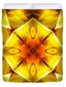 Golden Harmony - 3 Duvet Cover