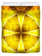 Golden Harmony - 4 Duvet Cover