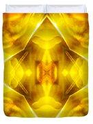 Golden Harmony  Duvet Cover