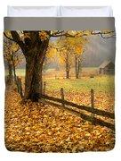 Golden Hours Duvet Cover